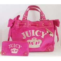 JUICY COUTURE                                                                                                                        ✤HAND'me.the'BAG✤