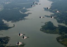 F-22A-Raptor stealth fighter jets Virginia