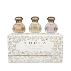 Tocca Beauty Eau de Parfum Viaggio no.1 (Classic) - Stella, Florence, Cleopatra * Awesome outdoor product. Click the image : Travel Perfume and fragrance