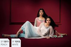 Beautiful Eid Dresses Collection by Maria B.
