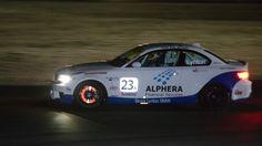 BMW 1M Series race build