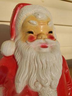 Christmas Angels, Christmas Ornaments, Laura May, Santa Decorations, Pink Poodle, Blow Molding, Plastic Molds, Antique Christmas, Christmas Wrapping