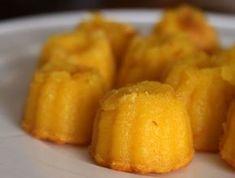Queijadinhas de laranja - Receita Petitchef
