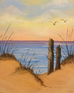 I am going to paint Ocean Serenity at Pinot's Palette - Bricktown to discover my inner artist! painting watercolor beach scenes Ocean Serenity - Thu, May 14 at Bricktown Beach Mural, Beach Art, Beach Canvas, Art Plage, Wine And Canvas, Summer Painting, Paint And Sip, Beach Scenes, Pictures To Paint