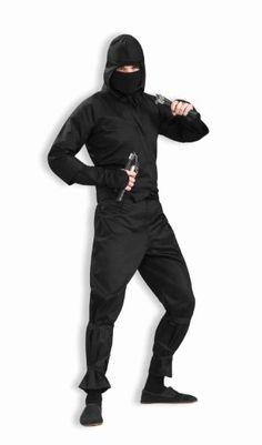 Forum Novelties Inc Men's Deluxe Ninja Costume #Forum #Novelties #Inc #Mens #Deluxe #Ninja #Costume
