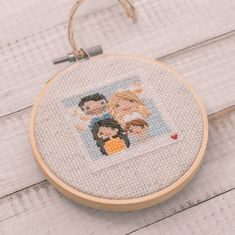 Bothy, Polaroid Pictures, Needlework, Custom Design, Coin Purse, Cross Stitch, Wallet, Photo And Video, Instagram