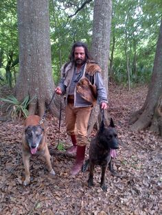 Behind the scenes of Django Unchained with Tom Savini