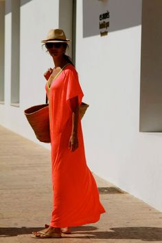 Effortlessly chic Mexican Resort outfit