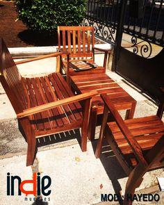 Sala modelo Hayedo ideal para ese  espacio que tienes en mente. #indiemuebles #descuentos #muebleria #mueblesporcatalogo #catalogo2016_2017 #muebles #madera #tzalam #exterior #diseño #calidad #furniture #beautyfurnitures #furniturestore #wood #tzalamwood #design #quality #cancun #rivieramaya #mexico