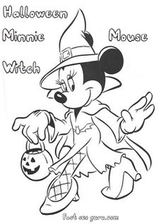 Halloween Coloring Pages For Kids- Free Printables | coloring ...