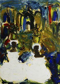 CORTEJO – 50x70cm on acrylic     www.brazilianprofile.com