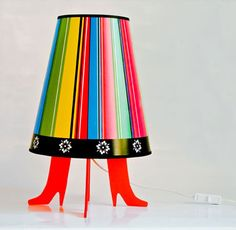 SHE! lamp designed by Protein Design http://www.proteindesign.pl/furniture/she-lamp.html #design #lamp #Poland