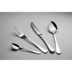 Príbor SOLA Avalon CNS lesklý, 36 dielna sada Tableware, Heart, Dinnerware, Tablewares, Dishes, Place Settings, Hearts