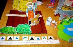 www.lapappadolce.net psicogrammatica-montessori-il-gioco-della-fattoria-per-il-verbo