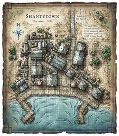 dnd map of a major city Fantasy City Map, Fantasy Places, Fantasy Map Maker, Fantasy World Map, Dungeons And Dragons Homebrew, D&d Dungeons And Dragons, Dungens And Dragons, Plan Ville, Pathfinder Maps