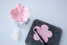 Five petal fantasy flower 1