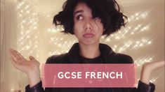 This video is discussing how to study GCSE French in a way that is actually fun and easy to do as opposed to boring and exhausting in my opinion. Gcse French