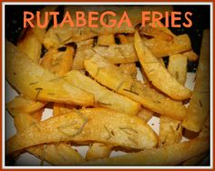 I have developed a huge crush on rutabaga fries lately. I've had a long standing love affair with rutabagas for a while now, but oh these fries have stolen my heart! Rutabagas are an extreme…