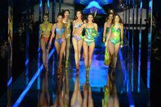 Modelli sfilato durante la settimana della moda di Shanghai nel mese di aprile.  Avvocati per i modelli internazionali dicono che più di 60 modelli erano stati arrestati a Pechino a partire da metà maggio.