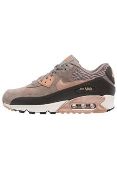detailed look ebb61 0f9fb ... AIR MAX 90 - Sneaker - iron/metallic red bronze/dark storm/slate Nike  ...