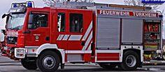 Blaulichtticker: Türkheim: Zimmerbrand - Rauchmelder verhindern sch...