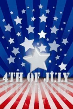 iPhone Wallpaper - 4th of July    tjn