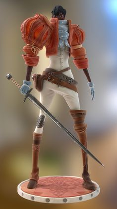 sleeve knight sculpt