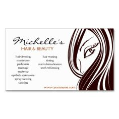 19 Best Hair Stylist Business Cards Templates Images Hairstylist
