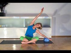 Workout mit dem Redondo - Ball - YouTube #absworkoutathometone