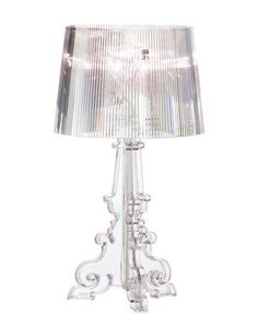 Kartell lamp Bourgie - Clear