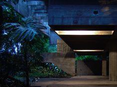 openhouse : architecture : paulo mendes da rocha : casa butantã : são paulo brasil