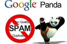Estrategías SEO: Google Panda - Curso SEO OnlineGoogle utiliza revisores humanos para clasificar un montón de sitios web según consideraciones de tipo humano. Google recoge esa información (La forma como un usuario selecciona y clasifica los sitios web) los integra a su algoritmo. Nace Google panda, preferencias de clasificación humana realizadas por robots.