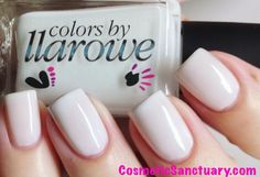 Colors by Llarowe - Coconut (Jelly Bean Collection) / Cosmetic-Sanctuary