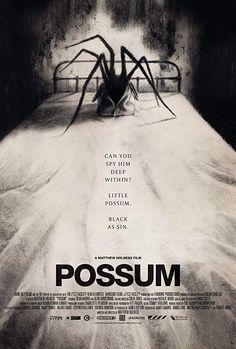Possum is a newpsychological thriller/horror from writer/director Matthew Holness (Garth Marenghi's Darkplace, A Gun For George, The Snipist). The film [. Horror Movie Posters, Best Horror Movies, Classic Horror Movies, Scary Movies, 2018 Movies, Hd Movies, Film Movie, Movies To Watch, Movie Cast