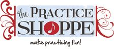 The Practice Shoppe sells music dice and lots of other cute things to make practicing fun for students!