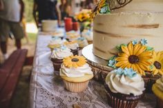 Keep Your Face Always Towards the Sunshine, and the Shadows Will Fall Behind You. Sunflower Cakes, Helen Keller, Wedding Details, Shadows, Sunshine, Fall, Desserts, Instagram, Autumn