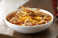 Chicken Tortilla Soup Recipe - Kraft Recipes