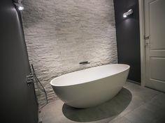 Vrijstaand bad badkamer De Bilt