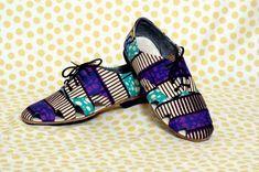 Ankara Shoes for Men - DeZango Fashion Zone African Inspired Fashion, African Print Fashion, Ankara Fashion, African Prints, Mens Boots Fashion, Stiletto Pumps, Stilettos, Well Dressed Men, Ankara Styles