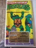 Vintage Teenage Mutant Ninja Turtles Table Cover by Unique. $9.99. plastic table cover. Vintage Rare! Hard To Find. Beautiful design from 1989! plastic Table cover