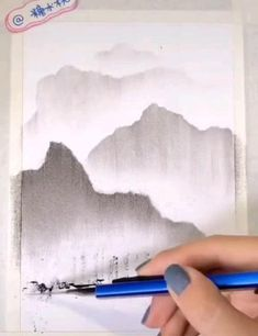 Diy Art Painting, Pencil Art, Art Drawings Simple, Art Painting, Art Drawings, Nature Art Painting, Amazing Art Painting, Flower Drawing, Creative Painting