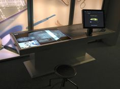 Interactive Tables | Autopsy Table | Second Story