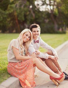 Wedding PR, Wedding Public Relations, WEdding Marketing Expert, Alix Loosle, ice cream engagement shoot, summer engagement shoot ideas, Dad'...