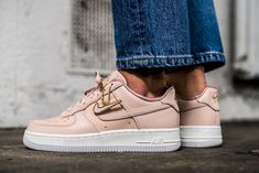 huge discount 26bc5 289c9 NIKE WMNS AIR FORCE 1 07 LX LIMITED EDITION SNEAKERS ALL SIZES