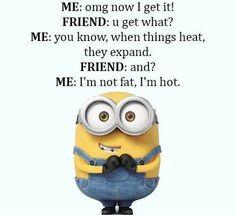 Funny Minion Picture Quote
