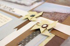 Pinwheels - from Creative Memories    http://www.creativememories.com