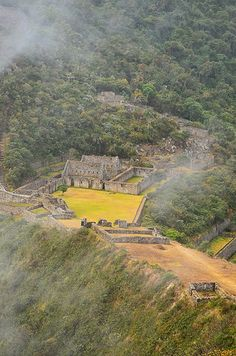 Choquequirao Cusco Peru  This world is really awesome. The woman who make our chocolate think you're awesome, too. Please consider ordering some Peruvian Chocolate today! Fast shipping! http://www.amazon.com/gp/product/B00725K254
