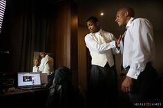 Wedding gallery photographs by documentary photographer Neale James