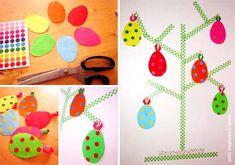 ¨°o.O Arbre à œufs Masking Tape / Easter Masking tape Tree O.o°¨  Pâques ou pas cap de réaliser un bel arbre à oeufs en Masking tape sur vos murs?  http://www.creamalice.com/Coin_conseils/1-loisirs_creatifs_2013/3-Tuto_Arbre_a_oeufs_Masking_Tape/Tuto_DIY_Arbre_a_oeufs_Masking_Tape.htm  www.creamalice.com