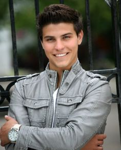 Luke bilyk as Drew Torres from Degrassi